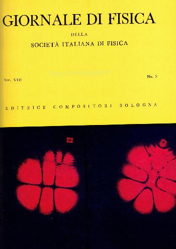 Giornale di Fisica 1983, AA.VV.