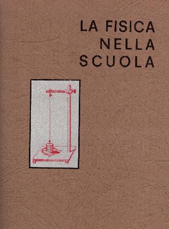 La fisica nella scuola annualità 1976-1977, AA.VV.