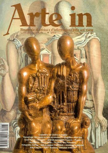 Arte In Anno XI N 54 Aprile 1998, AA.VV.