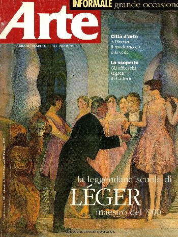Arte N 259, Febbraio 1995, AA.VV.