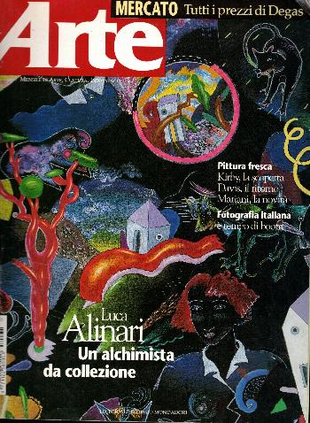 Arte N 287, Luglio 1997, AA.VV.