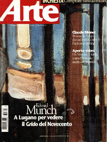 Arte N 302, Ottobre 1998, AA.VV.