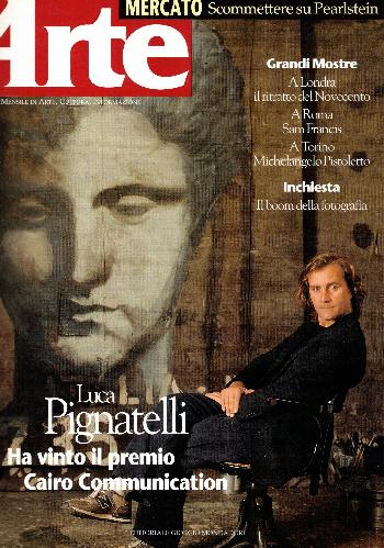 Arte N 329, Gennaio 2001, AA.VV.