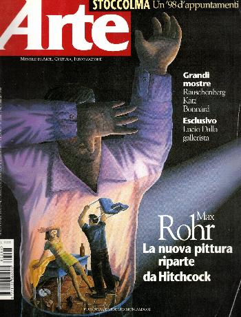 Arte N 294, Febbraio 1998, AA.VV.
