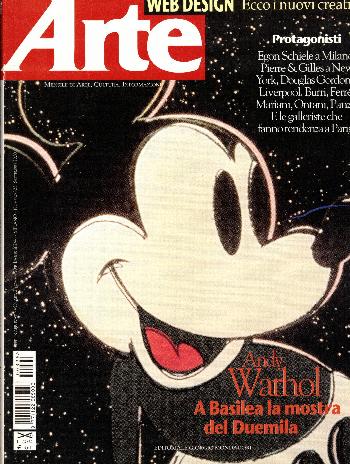 Arte N 325, Settembre 2000, AA.VV.