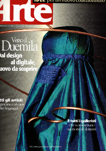 Arte N 300, Agosto 1998, AA.VV.