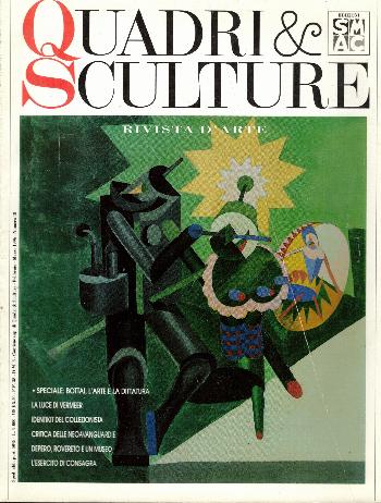 Quadri e sculture N 18, Marzo 1996, AA.VV.