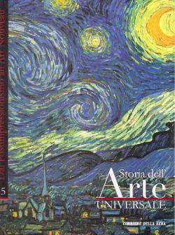 Storia dell'Arte universale n. 15, Dal Postimpressionismo all'Art Nouveau, AA. VV.