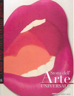 Storia dell'Arte universale n. 18, Dalla Pop Art ai nostri giorni, AA. VV.