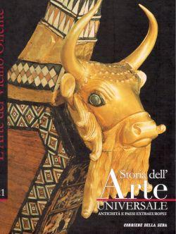 Storia dell'Arte universale n. 21, L'Arte del Vicino Oriente, AA. VV.
