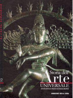 Storia dell'Arte universale n. 22, L'Arte Indiana, AA. VV.