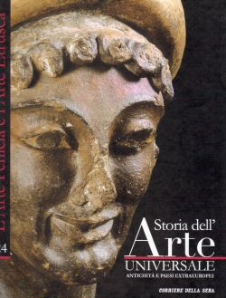 Storia dell'Arte universale n. 24, L'Arte Fenicia e l'Arte Etrusca, AA. VV.