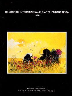 Concorso internazionale d'arte fotografica 1990, AA. VV.