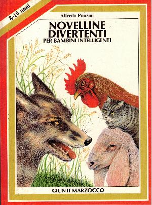 Novelline divertenti per bambini intelligenti, Alfredo Panzini