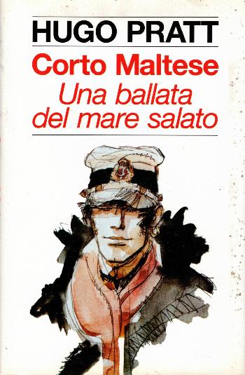 Corto Maltese - Una ballata del mare salato, Hugo Pratt