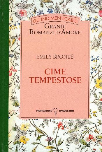 Cime tempestose, Emily Bronte