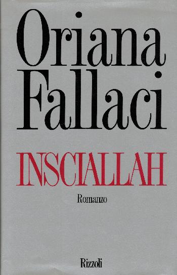 Insciallah, Oriana Fallaci