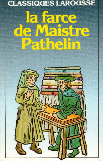 La farce de Mainstre Pathelin, Guillaume Picot