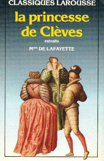 La princesse de Clèves, Mme De Lafayette