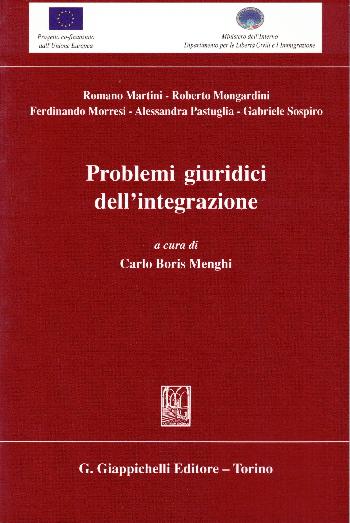 Problemi giuridici dell'integrazione, AA.VV.