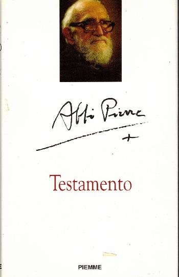 Testamento, Abbé Pierre