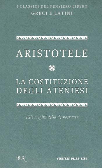La costituzione degli ateniesi, Aristotele