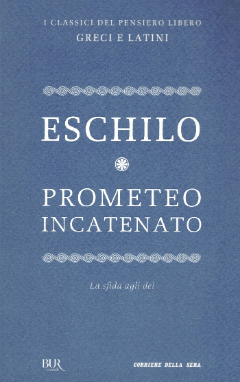Prometeo incatenato, Eschilo