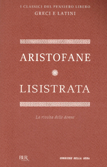 Lisistrata, Aristofane