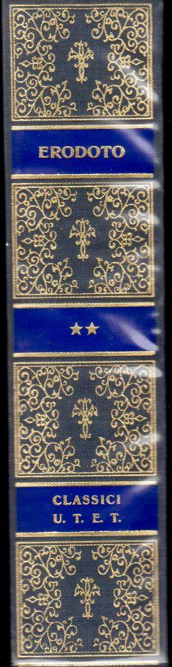 Le Storie di Erodoto. Volume secondo Libri V-IX, Aristide Colonna, Fiorenza Bevilacqua