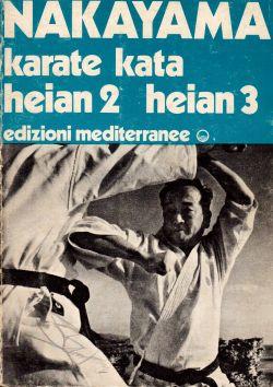 Karate Kata Heian 2 Heian 3, M. Nakayama
