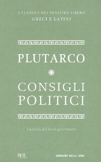 Consigli politici, Plutarco