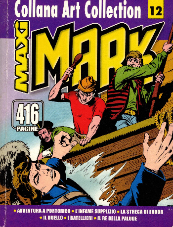 MAXI Mark N12 Collana Art Collection, AA.VV.