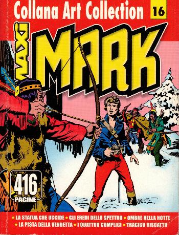 MAXI Mark N16 Collana Art Collection, AA.VV.