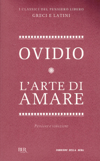 L'arte di amare, Ovidio