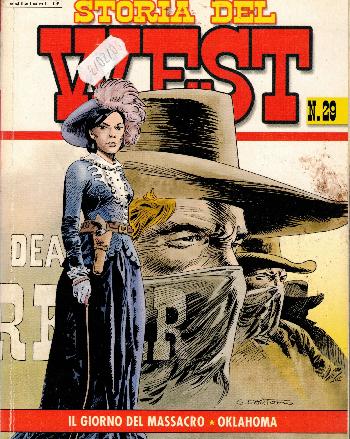 Storia del West N29, AA.VV.