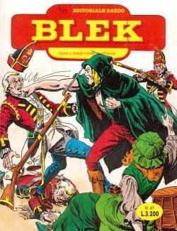 Blek n. 47, Vol. I, serie XXIV, EsseGesse