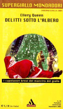 Delitti sotto l'albero, Ellery Queen