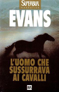 L'uomo che sussurrava ai cavalli, Nicholas Evans