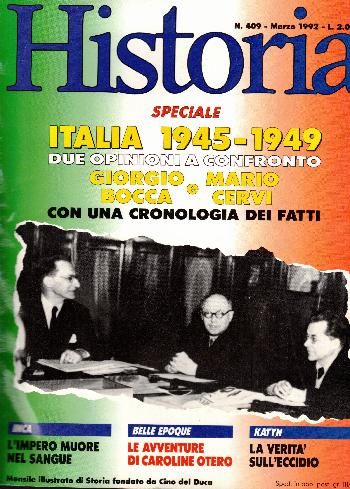 Historia N.409, AA.VV.