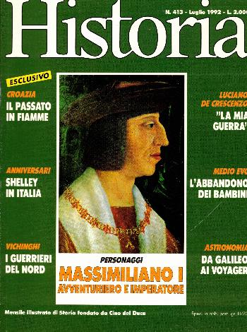 Historia N.413, AA.VV.