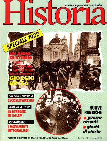 Historia N.414, AA.VV.