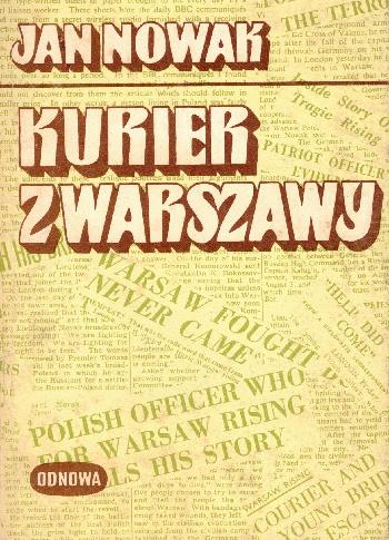 Kurier z Warszawy, Jan Nowak