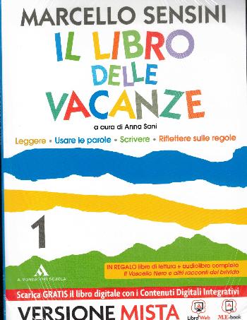 Il libro delle vacanze 1, Marcello Sensini