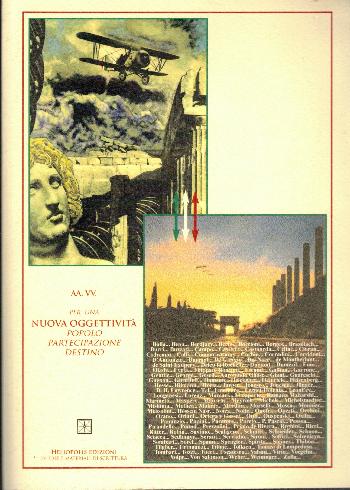 Per una nuova oggettività Popolo Prtecipazione Destino, AA.VV.