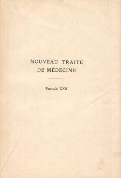 Nouveau Traité De Medecine. Tome X, G. H. Roger, F. Widal, P. J. Teissier