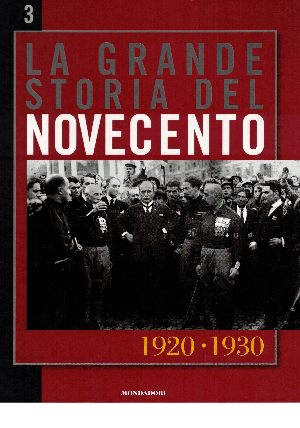 La grande storia del novecento vol.3: 1920 - 1930, AA.VV.