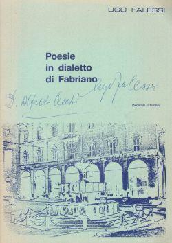 Poesie in dialetto di Fabriano, Ugo Falessi