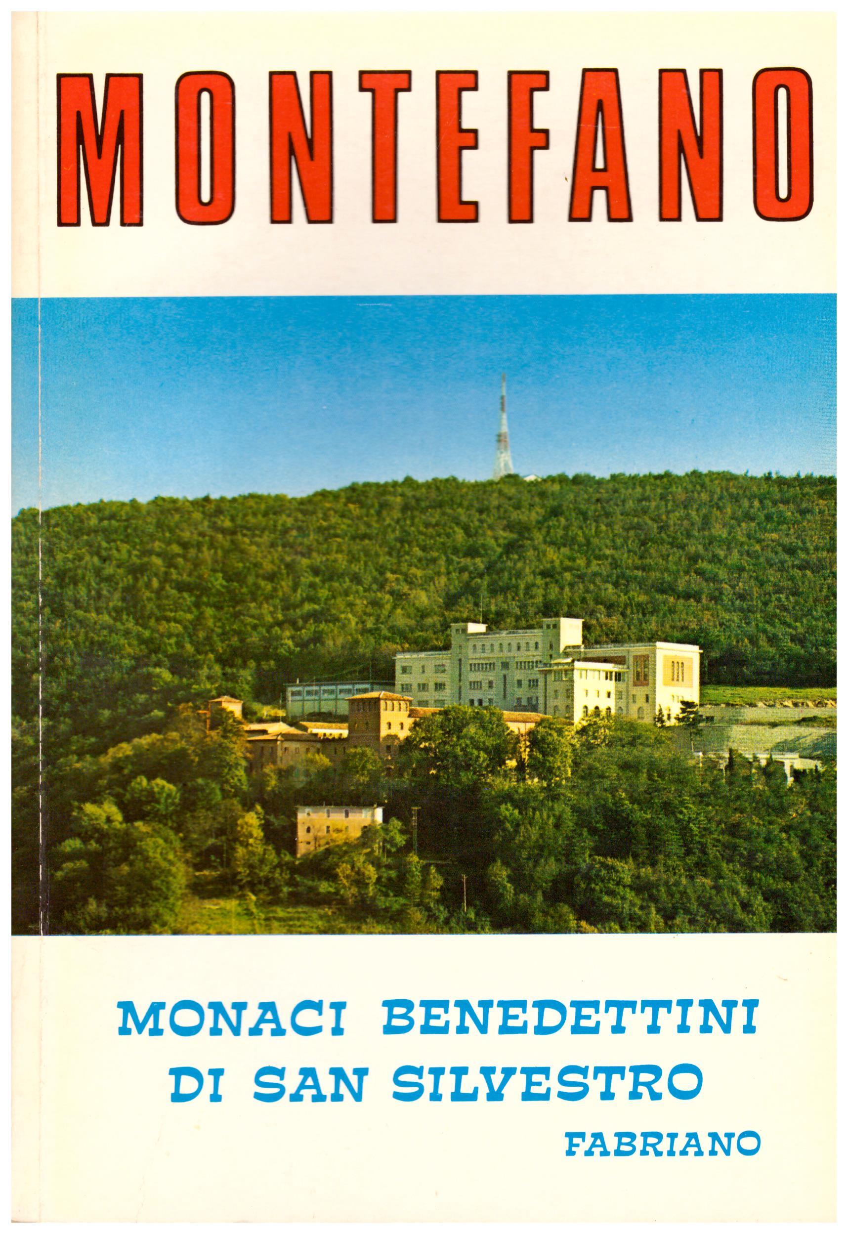 Titolo: Montefano Autore : AA.VV.  Editore: Rotalfoto Milano