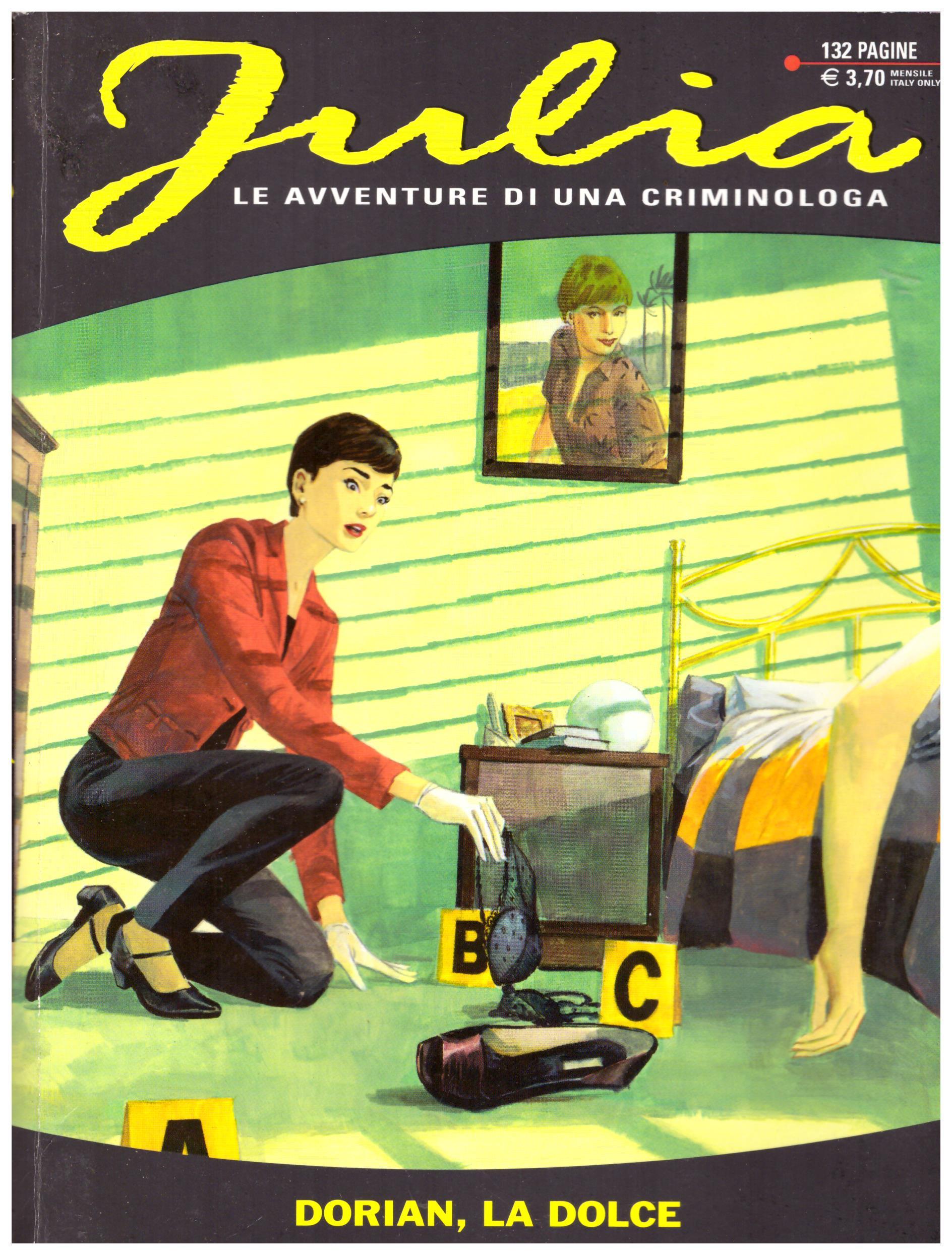 Titolo: Julia n. 189 Autore: AA.VV.  Editore: sergio bonelli editore, 2014
