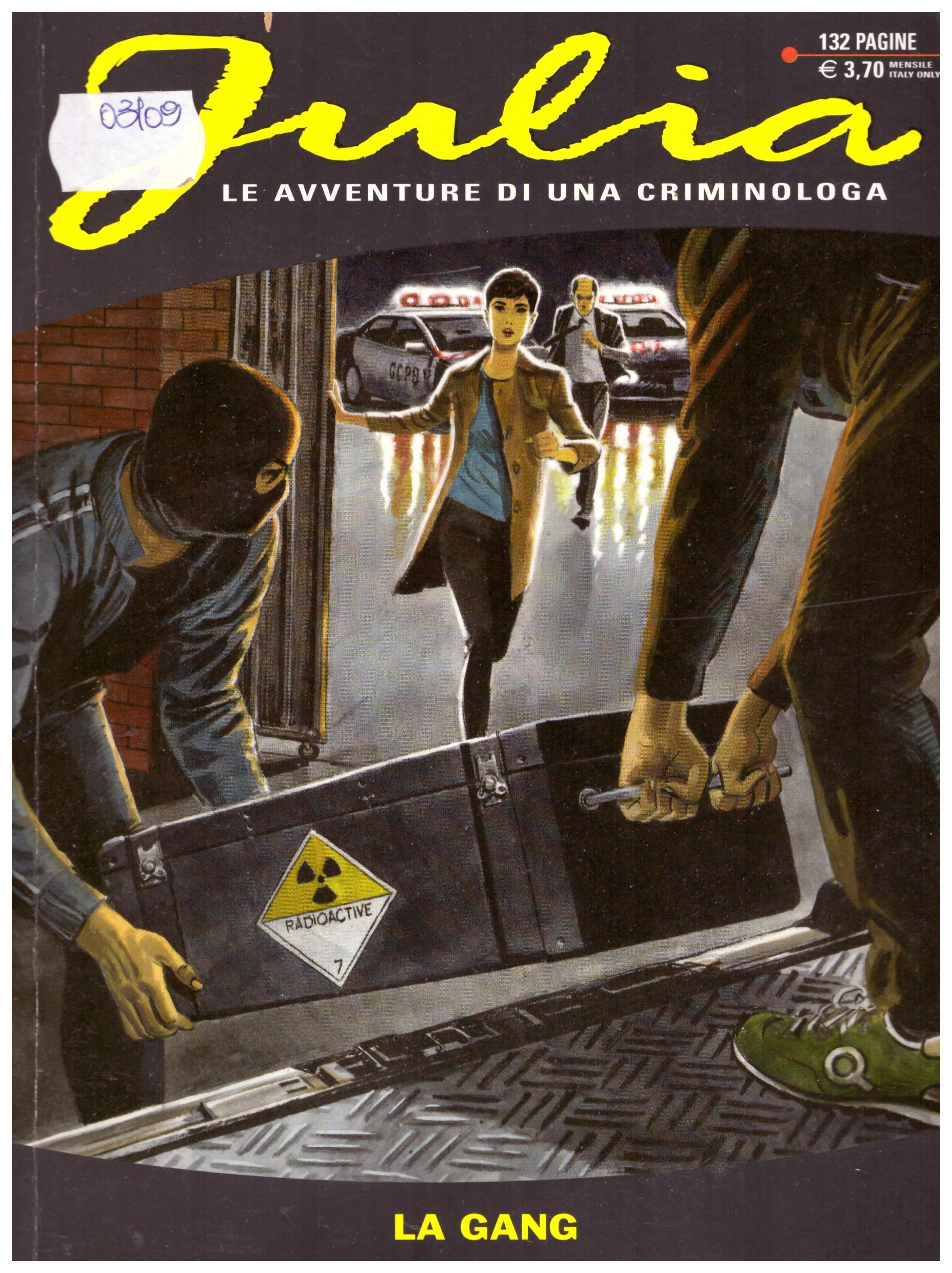 Titolo: Julia n.192 Autore: AA.VV.  Editore: sergio bonelli editore, 2014
